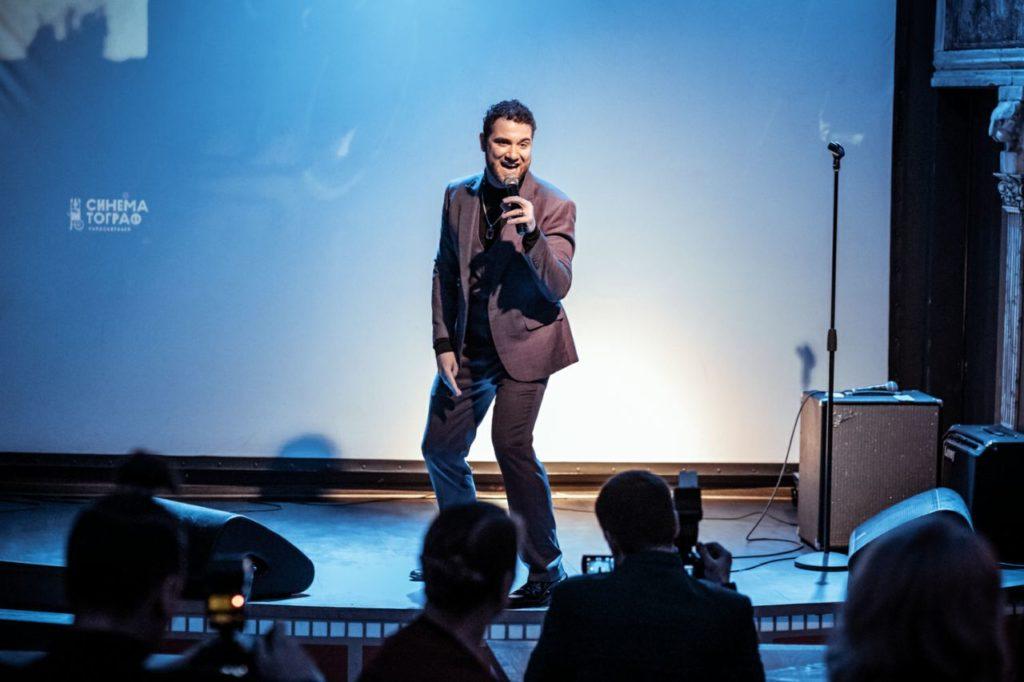 Владимир Брилёв, певец