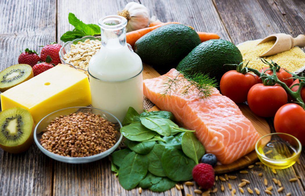 Продовольственная корзина экологических продуктов