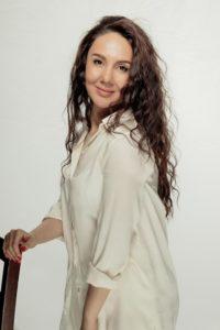 Карина Росс, стилист и визажист