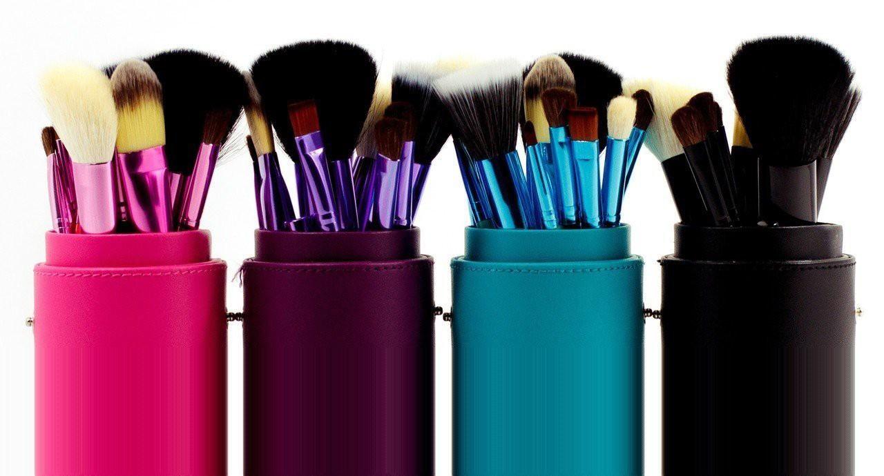 Ежедневный макияж: принадлежности