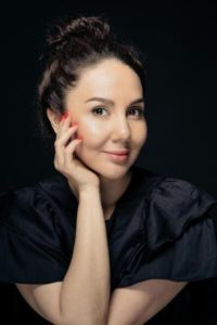 Карина Росс, визажист и стилист
