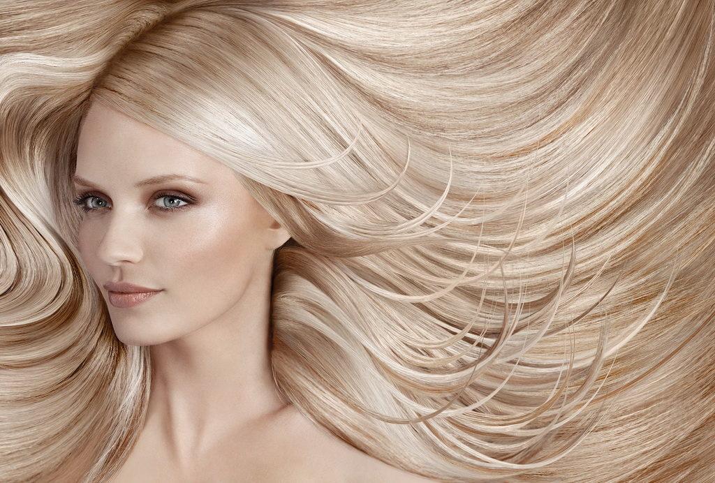Чистый блонд, оттенок