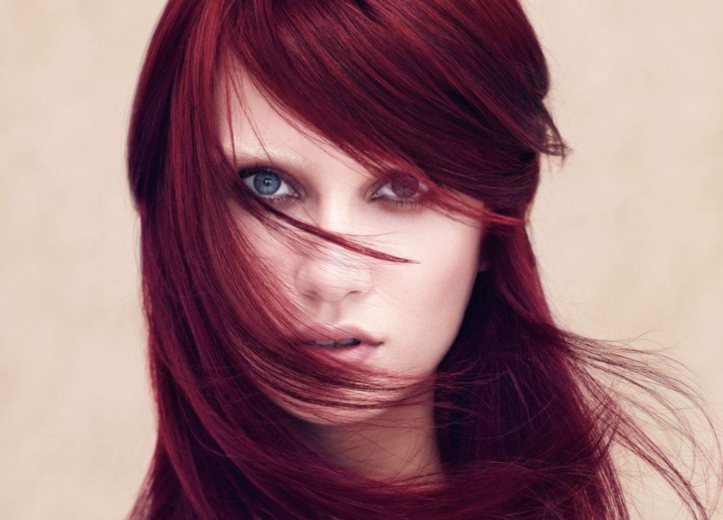 Цвет бордо