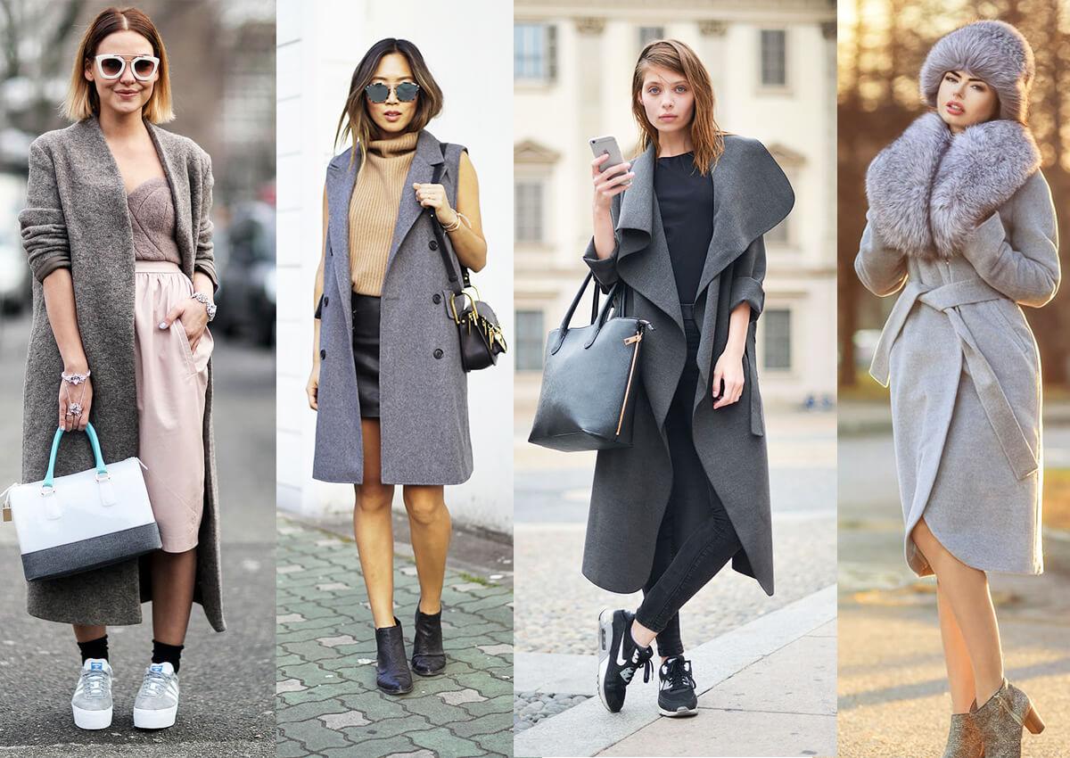Как выбрать женское пальто по фигуре?