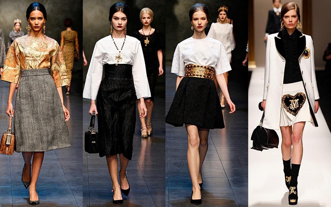 Юбка - незаменимый элемент женского гардероба