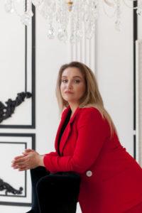 Нурия Архипова, бизнес-тренер, предприниматель