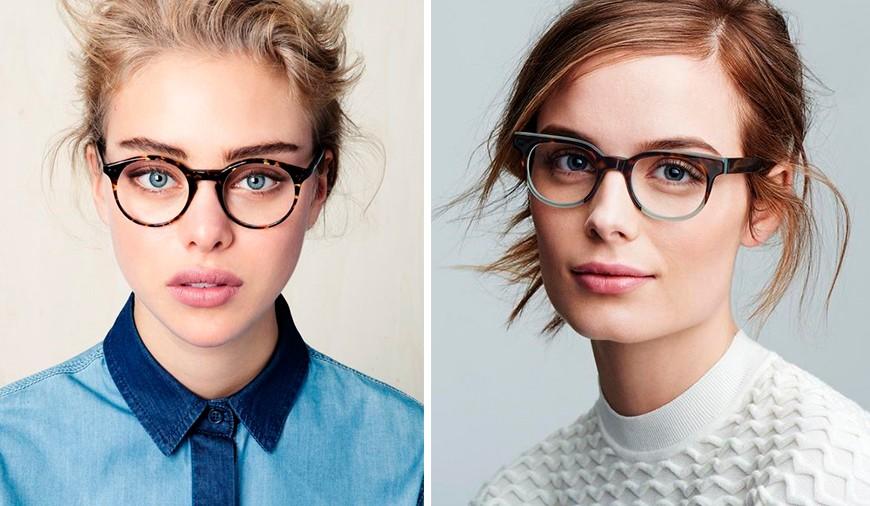 Всё об оправах для женских очков, мода и тренды